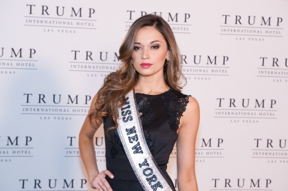 Miss USA 2013, Trump International Hotel Las Vegas