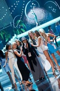 Miss USA 2013, Rehearsals