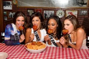 Miss USA 2013, Buca di Beppo