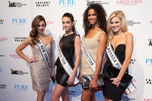 Miss USA 2013, Pure Nightclub